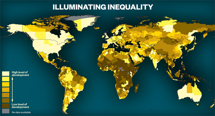 the inequality that exists in the development of the modern world South africa is one of the most unequal countries in the world it is often said to be the most unequal, but that is incorrect a number of countries, for example namibia and seychelles, have higher gini coefficients (the measure most often used to measure income distribution) than does south africa1.