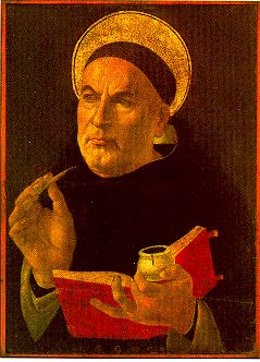 anselm and aquinas St anselm – anybody who  st thomas aquinas argued that god's de re necessity could be demonstrated through inductive natural theology but that god's de dicto.